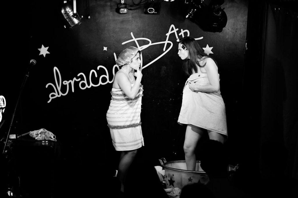 La Puta Calle @Abracadabar ©Alexander J.E. Bradley