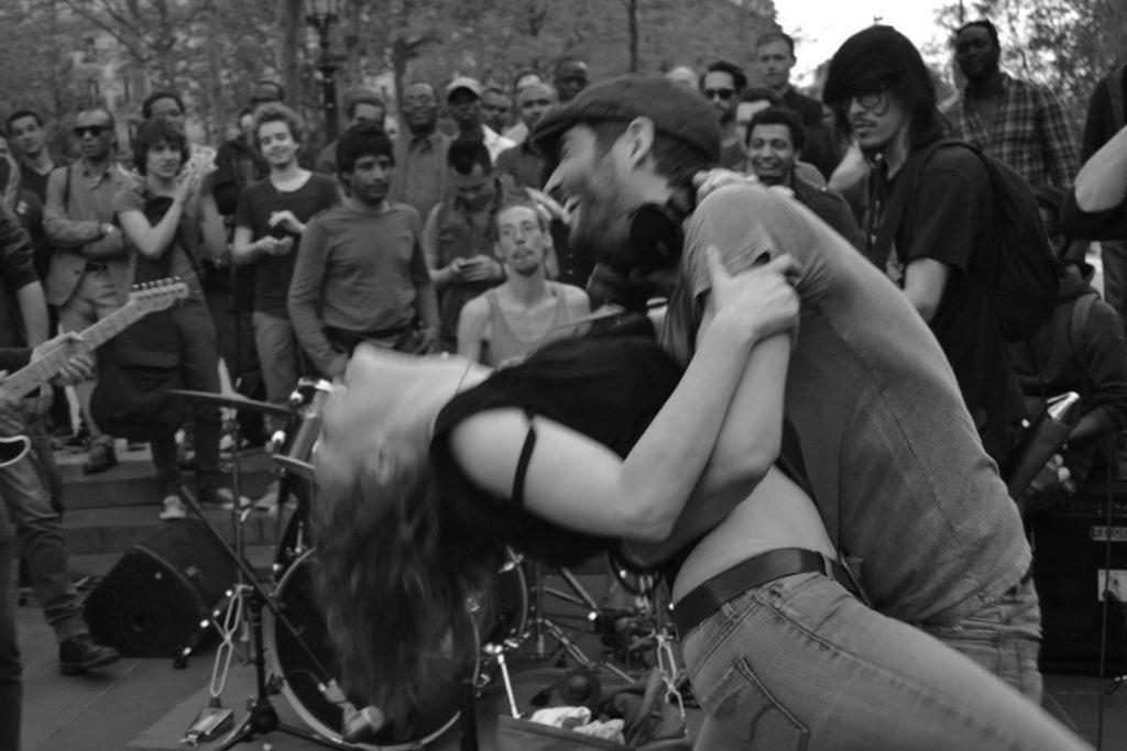 Danseurs @Nuit Debout