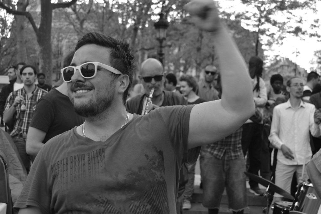 B-Dro @Nuit Debout