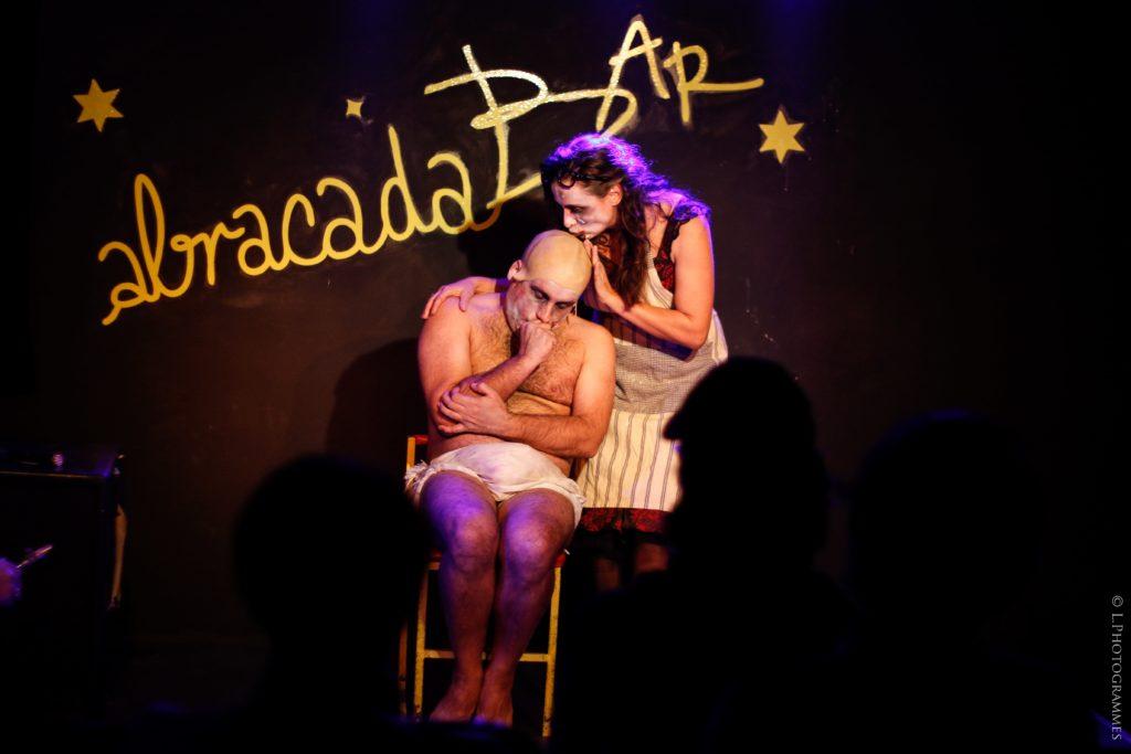 La Puta Calle @Abracadabar ©Laura Lutard