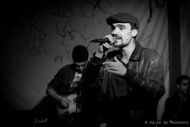 Rouge Rouge Jam avec Jiken @La Clinique des Arts bis 21 OCT 2012 ©Aglaé De Mourgues